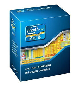Intel Core i5 2320 - 3 GHz Quad-Core (BX...