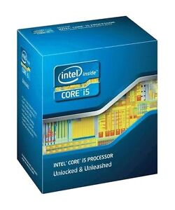 Intel Core i5 3570K - 3.4 GHz Quad-Core ...