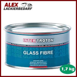 Inter-Troton-Glasfaser-Polyester-Spachtelmasse-Spachtel-1-7kg-inkl-Haerter-auto