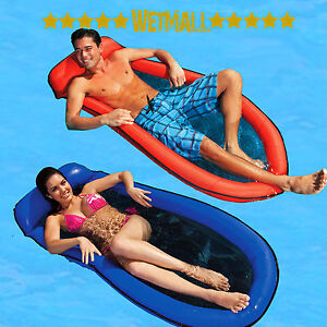 Swimming pool floats inflatables floating lounge chairs photos