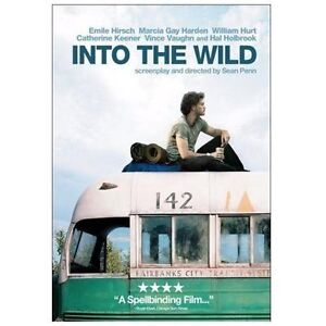 Into the Wild (DVD, 2008)