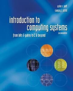 Introduction to Computing Systems : From...
