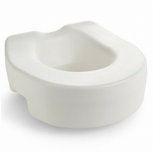 Stupendous Invacare 1300Rts 5 Inch Raised Elevated Commode Toilet Seat Pabps2019 Chair Design Images Pabps2019Com