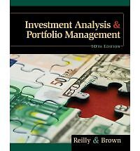 Investment Analysis and Portfolio Manage...