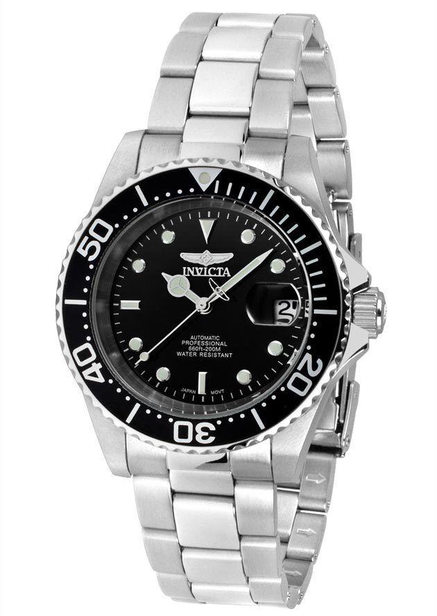Invicta 8926C aka 8926OB Men's Automatic Diver with Coin Edge Bezel