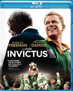 Invictus (Blu-ray Disc, 2011)