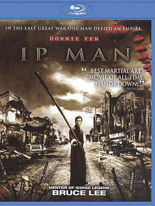 Ip Man (Blu-ray Disc, 2010)