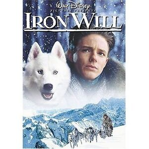 Iron Will (DVD, 2002)
