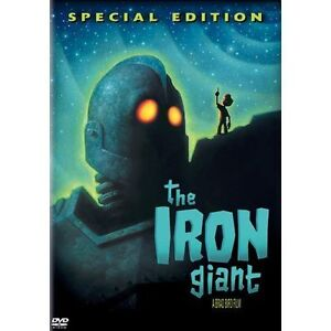 The Iron Giant (DVD, 2003, Special Editi...