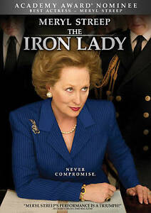 The Iron Lady (DVD, 2012)