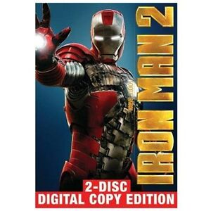 Iron Man 2 (DVD, 2010, 2-Disc Set, Inclu...
