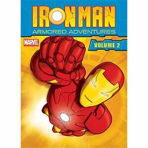 Iron Man: Armored Adventures, Vol. 2 (DV...