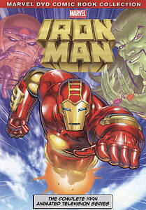 Iron Man: The Complete Animated Series (...