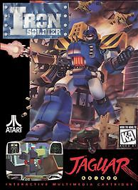 Iron Soldier  (Jaguar, 1994)