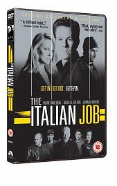 The Italian Job (DVD, 2004)