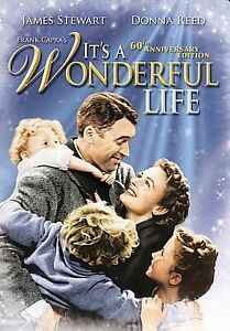 It's a Wonderful Life (DVD, 2006, 60th Anniversary Edition)used in DVDs & Movies, DVDs & Blu-ray Discs | eBay