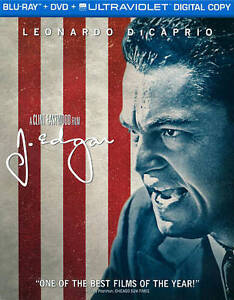 J. Edgar (Blu-ray Disc, 2012, 2-Disc Set...