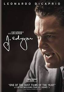 J. Edgar (DVD, 2012, Canadian French)