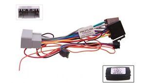 CHRYSLER-PT-CRUISER-PG-Adaptador-para-radio-de-coche-ruedas-Cable