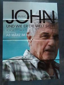 JOHN-IRVING-UND-WIE-ER-DIE-WELT-SIEHT-Filmplakat-A1