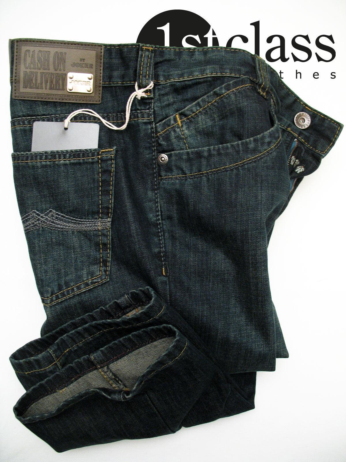 joker jeans freddy yellowcast darkblue used sommer denim ulm. Black Bedroom Furniture Sets. Home Design Ideas