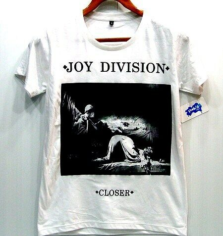 Joy Division Closer Ian Curtis Vtg Punk Rock T Shirt S