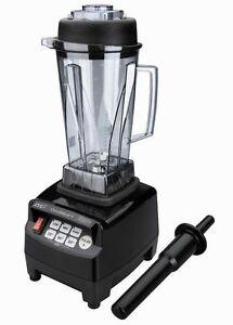 JTC-Power-Blender-BPA-FREI-Omniblend-Mixer-Icecrusher-2-0L-Edelstahlmesser-NEU