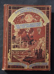 JULIUS-VERNE-DIE-GROssEN-SEEFAHRER-DES-18-JAHRH-1881