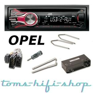 jvc autoradio opel astra f g corsa a b omega vectra zafira. Black Bedroom Furniture Sets. Home Design Ideas