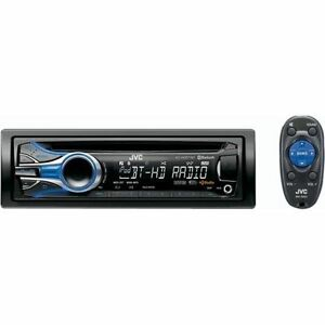 JVC KD-HDR71BT CD Player/USB In Dash Rec...