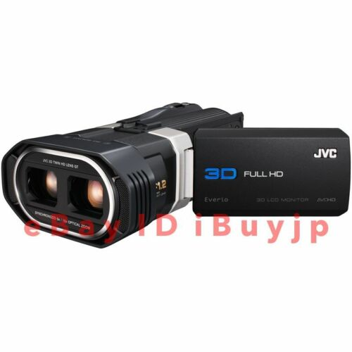JVC Victor Everio GS-TD1 3D Camcorder Full HD 1080p Video 64GB Built-in Memory in Cameras & Photo, Camcorders | eBay