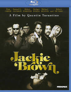Jackie Brown (Blu-ray Disc, 2011)