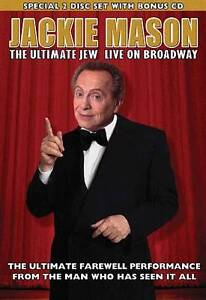 Jackie Mason - The Ultimate Jew Live On ...