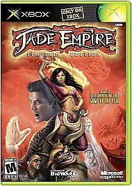 Jade Empire: Limited Edition (Microsoft ...