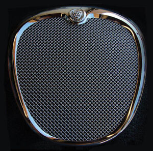 jaguar s type mesh grille grill growler assembly 99 04 ebay. Black Bedroom Furniture Sets. Home Design Ideas