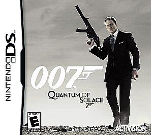 James Bond 007: Quantum of Solace  (Nint...