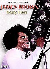 James Brown - Body Heat (DVD, 1998)