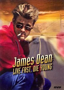 James Dean: Live Fast, Die Young (DVD, 2...