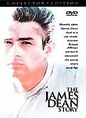 The James Dean Story (DVD, 2000)