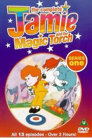 Jamie And The Magic Torch - Series 1 (DV...