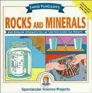 Janice VanCleave's Rocks and Minerals: M...