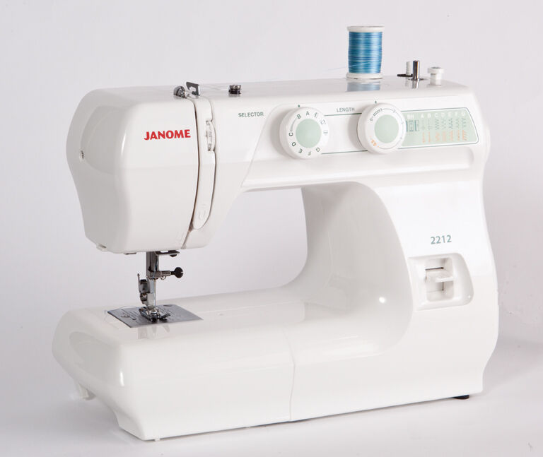Janome Sewing Machine: Model RX-18S