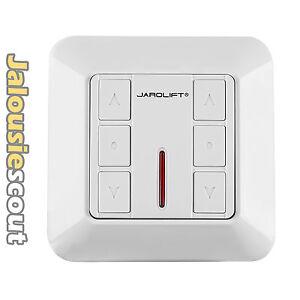 jarolift tdrr 02w funkempf nger mit integriertem taster ebay. Black Bedroom Furniture Sets. Home Design Ideas