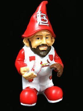 Jason Motte St Louis Cardinals SGA Garden Gnome 08 18 2012 Quad City