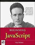 Javascript by Paul Wilton (2000, Paperba...