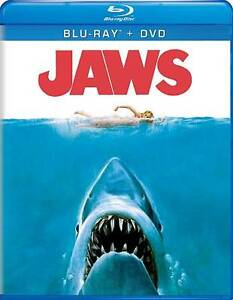 Jaws (Blu-ray/DVD, 2012, 2-Disc Set, Uni...