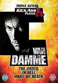 Jean-Claude Van Damme Collection - In He...