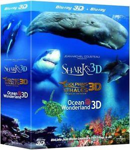 Jean-Michel-Cousteau-Film-Trilogie-3D-Blu-ray-3D-Blu-ray-NEU-DEUTSCH