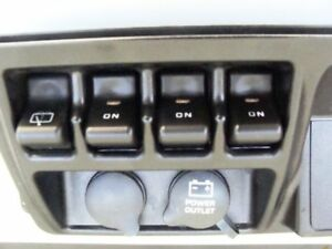 Jeep Tj Rubicon Sport X Limited Rocker Switch 97 06 New Ebay