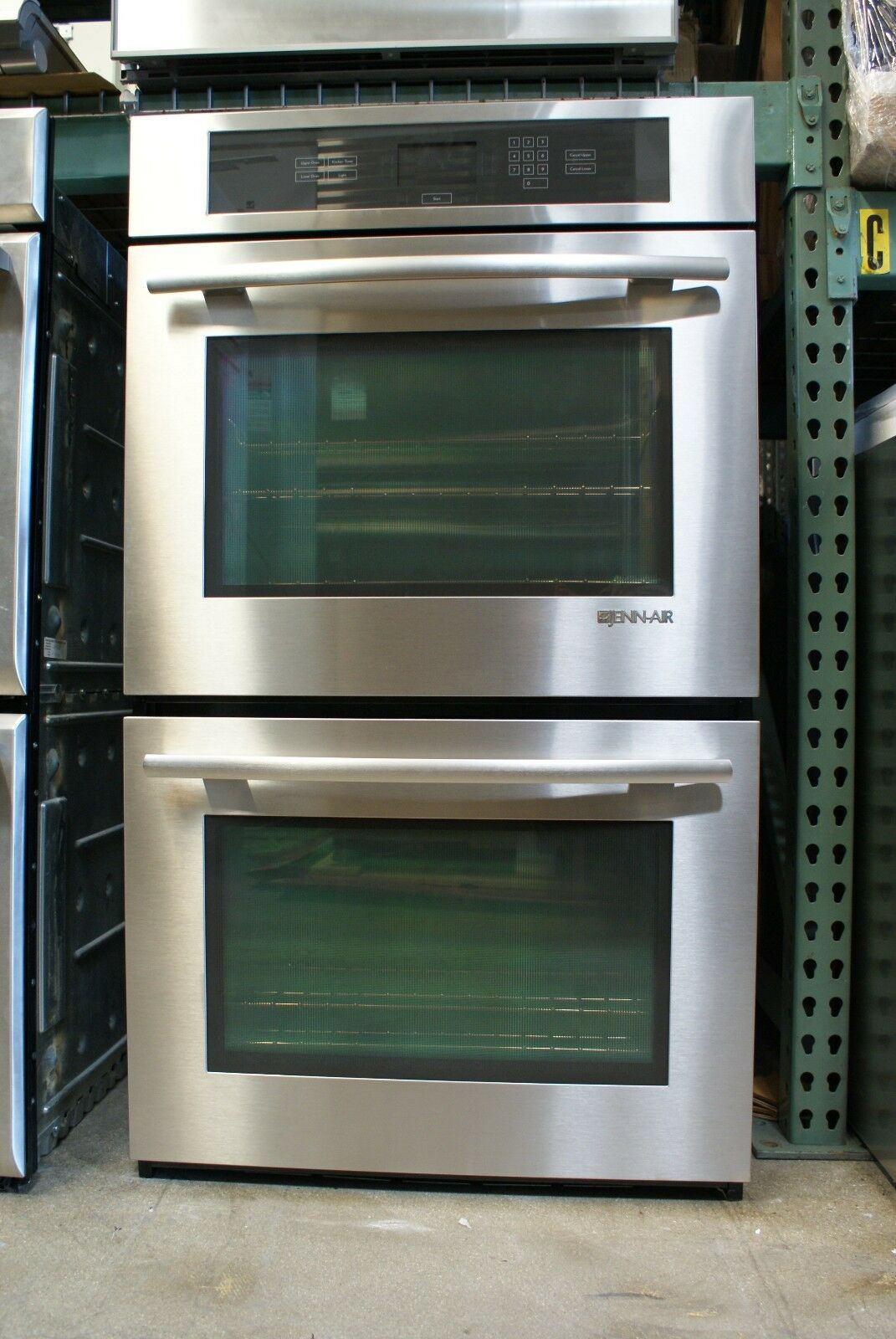 Jenn Air 30 Double Wall Oven Images